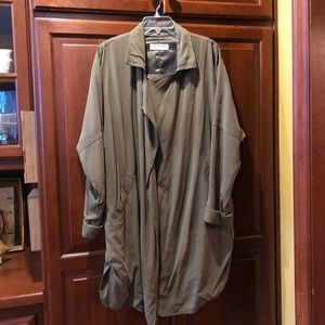 E+P Studios trench coat. Large. Anthropologie